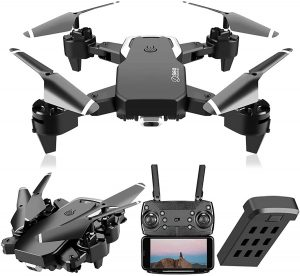 Easily fly drones with cameras